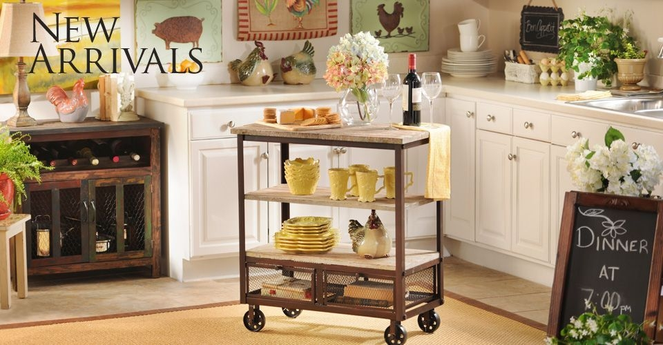 New Arrivals Cart Perfect For Kitchen  Home Decor Kitchen French Country Kitchen Kitchen Decor