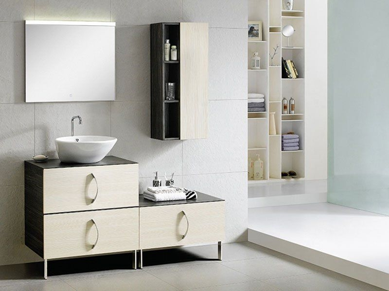 New Bathroom Vanity  Discount Cabinets  Queenswood