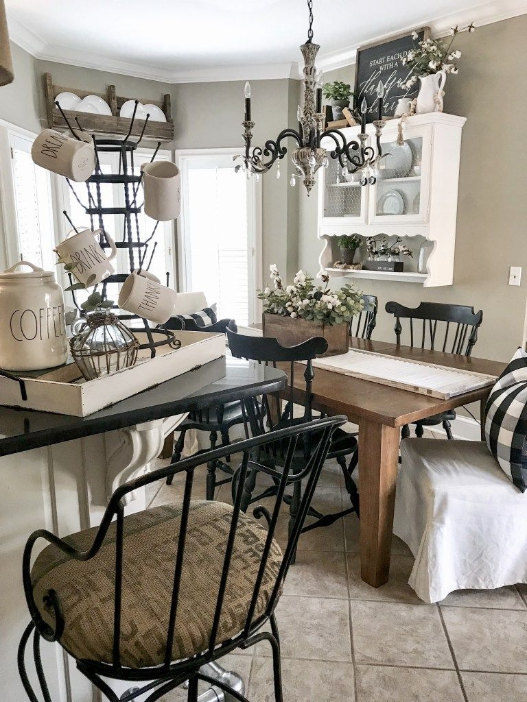 New Rae Dunn Collection Is Coming To Kirkland'S  Farmhouse Kitchen Decor Decor Kitchen Decor