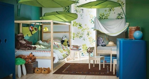 Novi Ikea Katalog Za 2016  Uređenje Doma  Childrens Jungle Bedrooms Kids Jungle Room Jungle