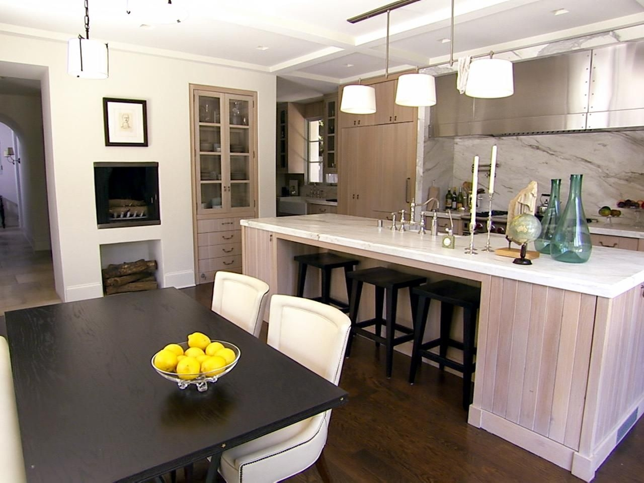 Peninsula Kitchen Design Pictures Ideas  Tips From Hgtv  Hgtv