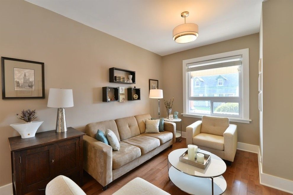 Sandy Hill Semidetached Home  Contemporary  Living Room  Ottawa Amy Pitkethly  Royal