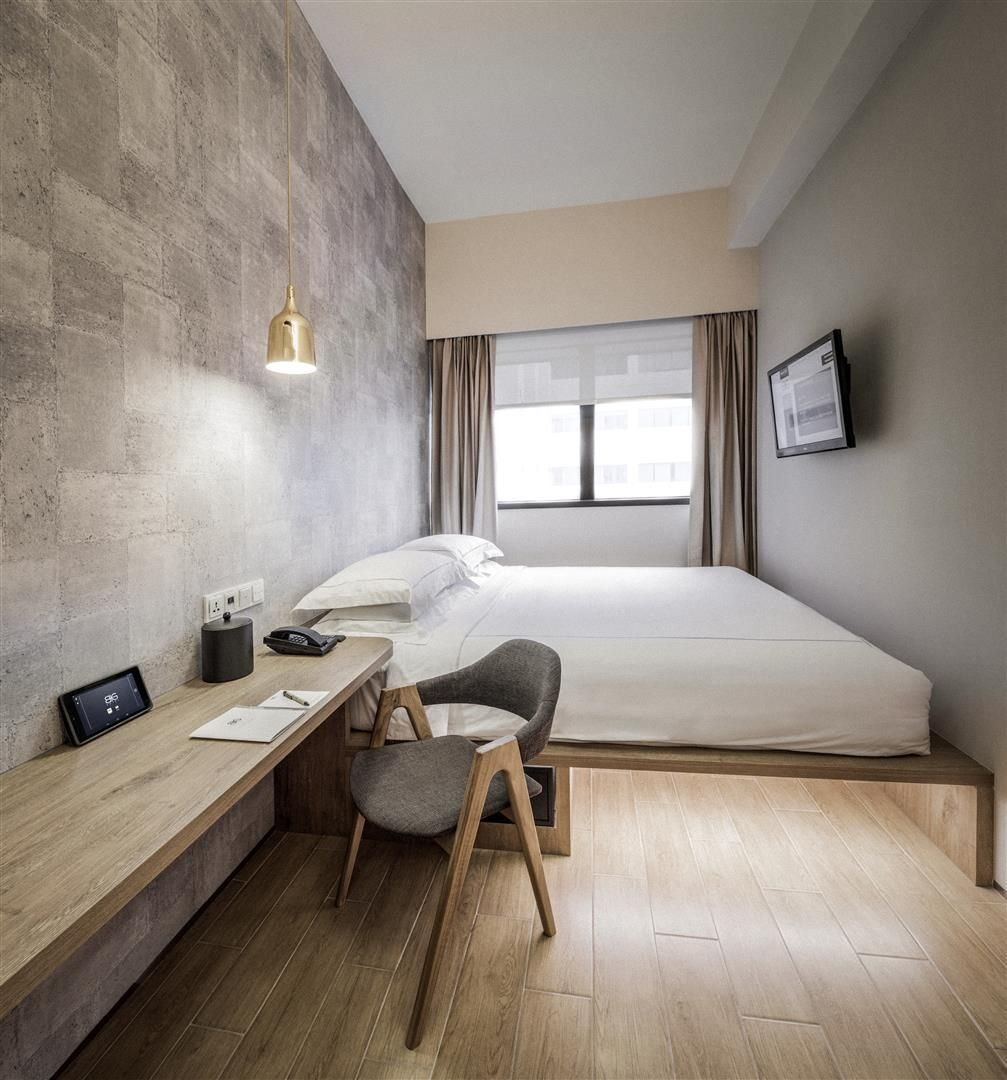 Scandinavian Hotel  Google Search  Small Hotel Room Hotel Room Interior Boutique Hotel Room
