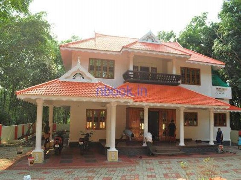 Semi Furnished House For Sale At Kaduthuruthy5 Bhk Buysellrenthouse For Sale In Trivandrum