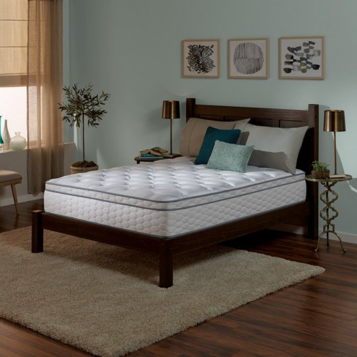 Serta Perfect Sleeper Wynstone Ii Cushion Firm Eurotop King Mattress  Sam'S Club  Full