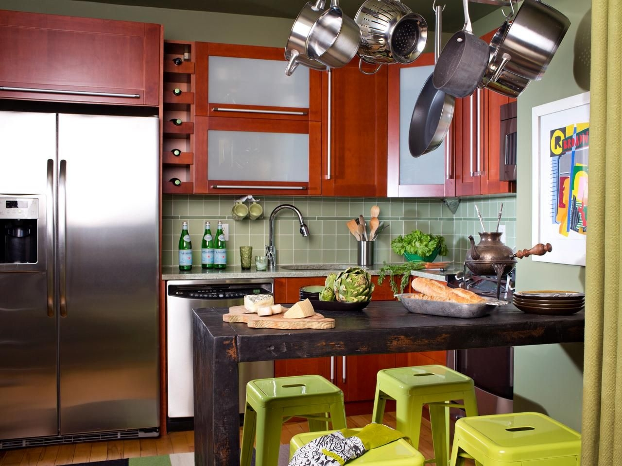Small Eatin Kitchen Ideas Pictures  Tips From Hgtv  Hgtv
