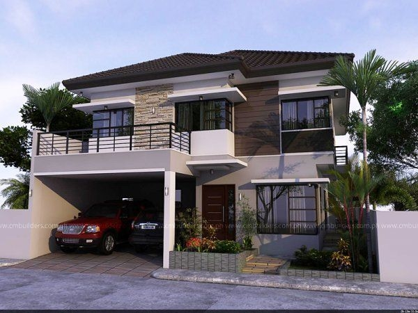 Small Modern Mansion  Google Search  Philippines House Design Zen House Design Zen House