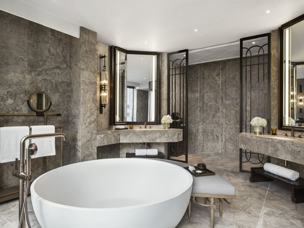 Suite Staycation St Regis Hong Kong André Fu'S Latest 'Curated Mansion'