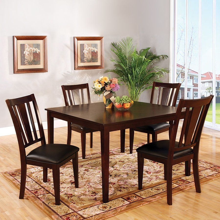Table And Chairs For Dining Room Shop Dining Sets At Lowes Kitchen Dining Sets Dining Room