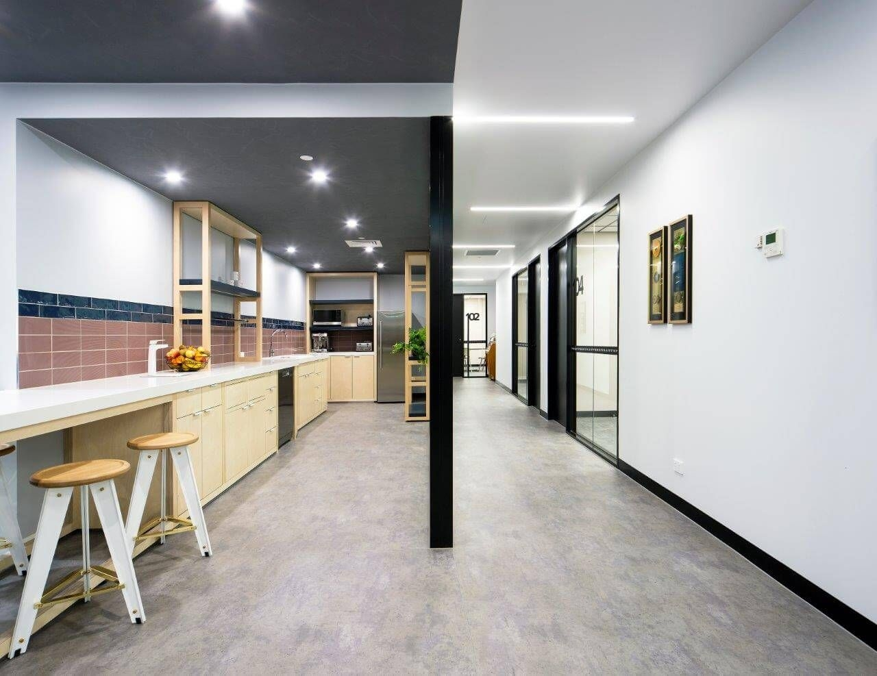 The Importance Of Office Kitchen Breakout Zones  Merit Interiors