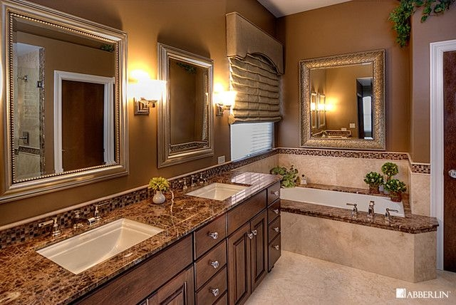 Traditional Master Bathroom Design 1  Traditional  Bathroom  Milwaukee Tracy Leah