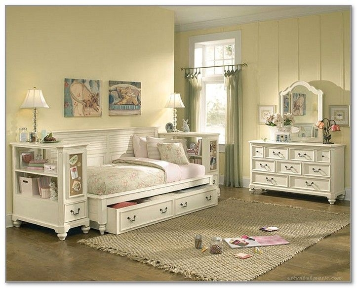 Twin Bedroom Sets For Modern And Traditional Style  Home  Decor