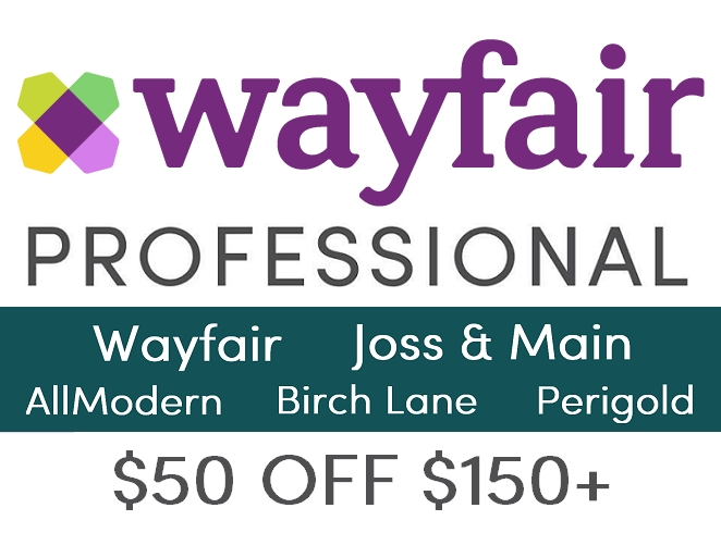 Wayfair Professional 50 Off 150 Purchase  Wayfair Lodge Furniture Rowe Furniture