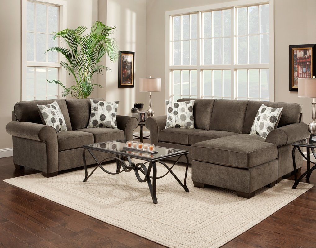 Wellsville Configurable Living Room Set  Sofa Loveseat Set Living Room Sets Wayfair Living