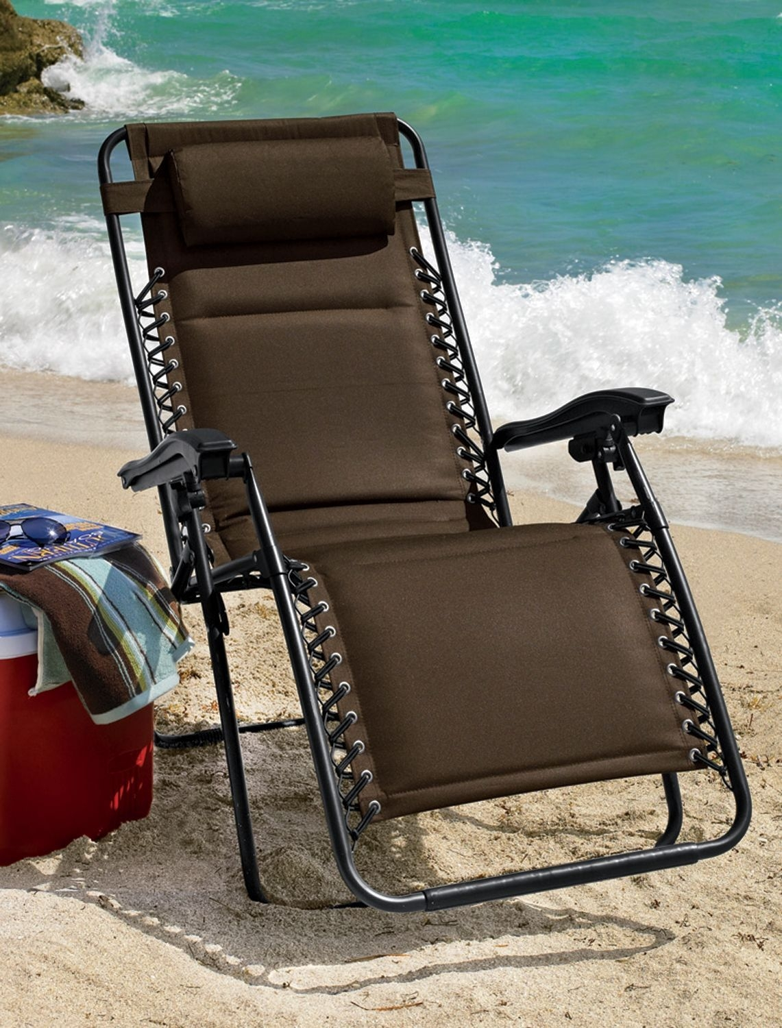 Xl Padded Zero Gravity Chair  Comfortable Outdoor Chairs Outdoor Chairs Chair