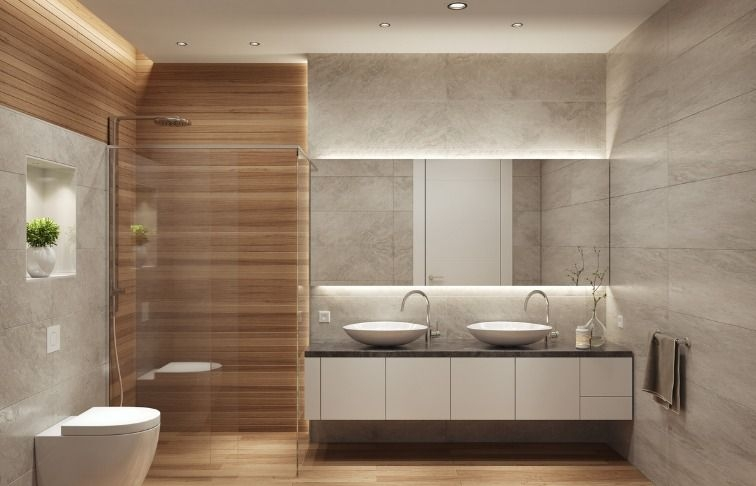 Your Personal Sanctuary 6 Bathroom Trends For 2019  Ilhm